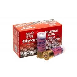 Подкалиберная пуля MIRAGE STEEL SABOT SLUG к.12/70, 22,5 гр.