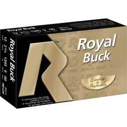 Патрон гладкоствольный RIO Royal Buck 9P 12/70 34г (8,65мм)