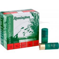 Патрон Remington Shurshot Field кал.12 / 70 дробь №4 (3,1мм) навеска 34г