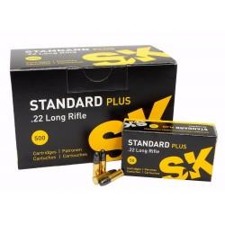 Патрон нарезной SK Standard Plus кал.22LR