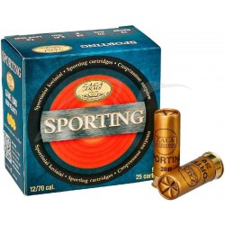 Zala Arms Sporting кал.12 / 70 Дробь № 7,5 (2,4 мм) навеска 24г.