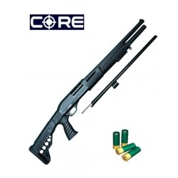 Рушниця Core LZR-P0001 Folding Grip кал.12 / 76 Довжина стовбура - 51 см